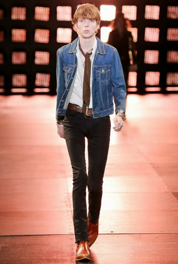 Saint Laurent spring summer 2015 mens collection (17)