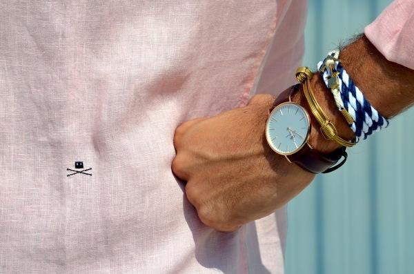 antonio-×-salmon-linen-×-anchor-navy-white-trashness-shirt-menswear