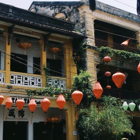 Lang thang hàng quán Hội An (Phần1)
