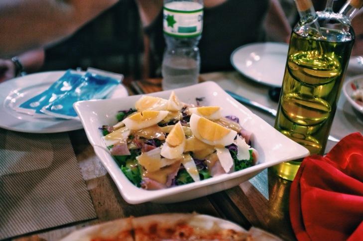 Salad đây.