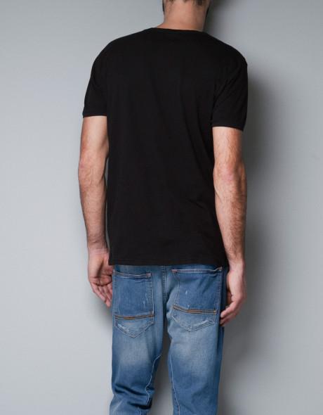 Kết quả hình ảnh cho độ dài áo thun