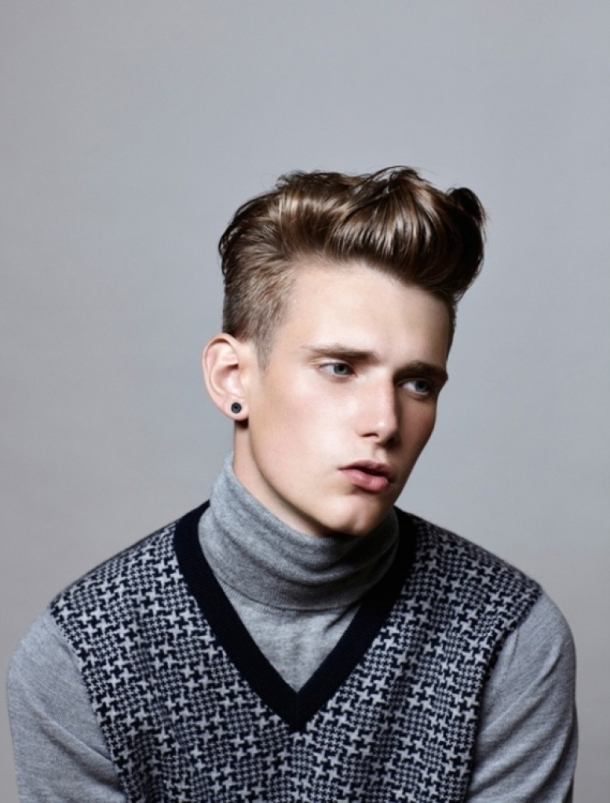 Men39s Hairstyle The Quiff And How To Style It Collection 2014 For Mens Hairstyles 2015 Quiff Mesmerizing Mens Hairstyles 2015 Quiff -