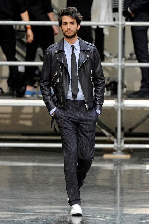 biker-jacket-long-sleeve-shirt-dress-pants-low-top-sneakers-tie-original-4917