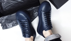 Axel Arigato Clean 90 – Đôi sneaker trơn tru đúng như têngọi