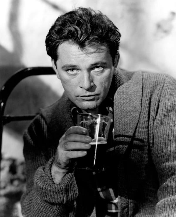 LOOK BACK IN ANGER, Richard Burton, 1958