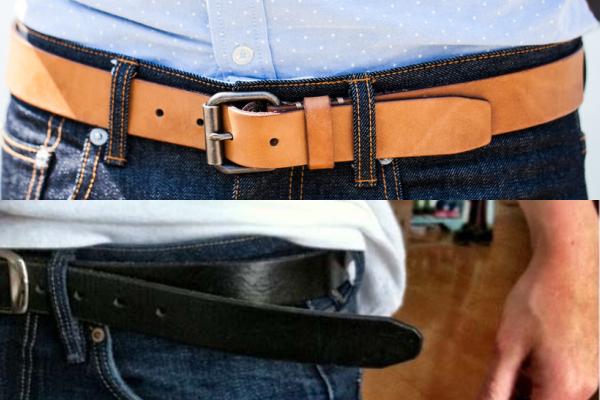 belt true length