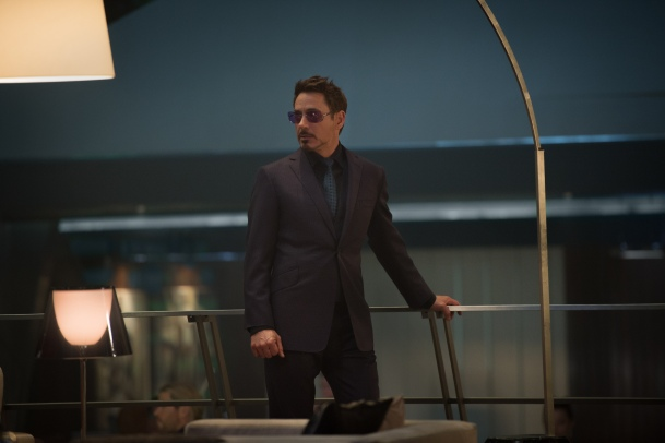 Marvel's Avengers: Age Of Ultron..Tony Stark/Iron Man (Robert Downey Jr.)..Ph: Jay Maidment..?Marvel 2015