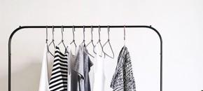 Hãy treo quần áo đúng cách nếu không muốn làm hỏng dáng trangphục