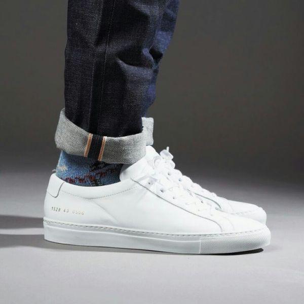 Tôi biết sneakers thì hơi bẩn một tí mới ra chất nhưng cũng đừng bỏ bê quá đáng!