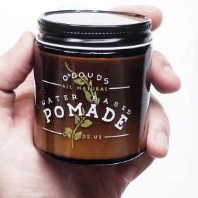 "O'Douds Water Based Pomade: Thơm và ""ngon"""