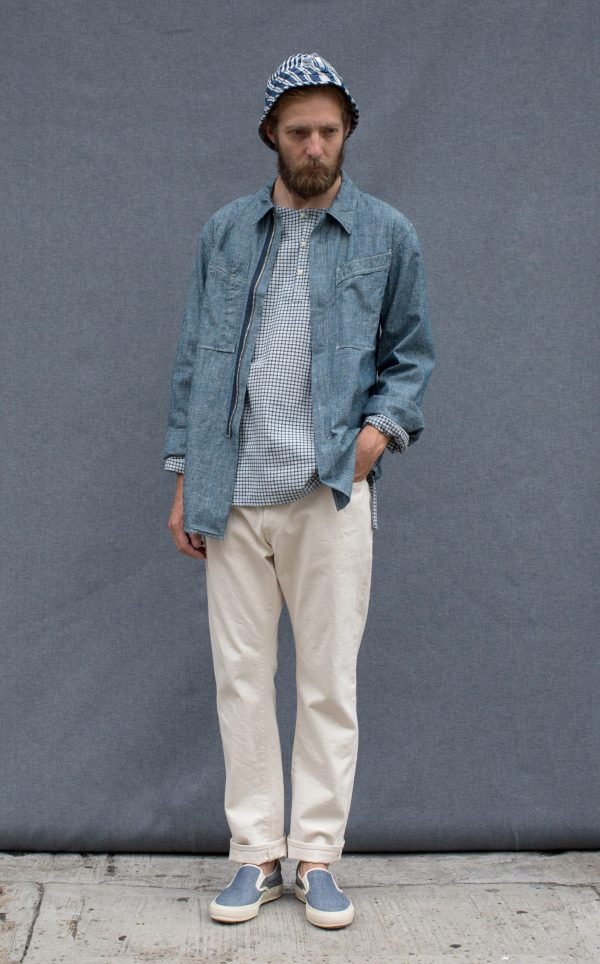 Shirt jacket của The Hill-side