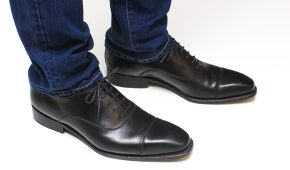 Fugashin Sanjo Oxford – Đôi giày mang tinh thần NhậtBản