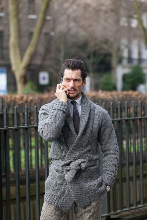 David-Gandy-cardigan-style-grey-menswear