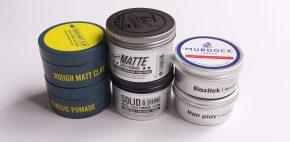 Review các sản phẩm tạo kiểu tóc The Undercut đã sử dụng(P4)